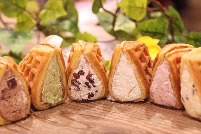 オールハンドメイドのワッフルケーキ『モンリブラン』小倉に期間限定で登場
