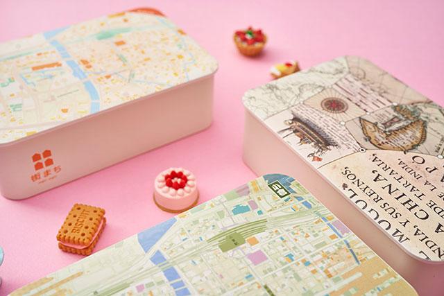 ゼンリンから小倉の地図をポップなデザインに仕上げた商品が登場