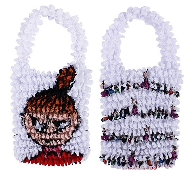 のびーるムーミンデザインのエコバッグ、ヴィレヴァンオンラインに登場
