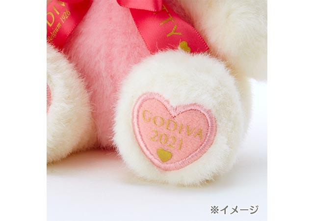 GODIVA×サンリオ「バレンタイン向けスペシャルギフト」限定販売へ