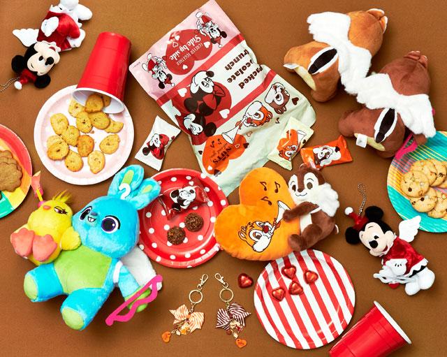 ディズニーストア×ゴディバの初コラボ商品を含む「バレンタイン関連商品」順次発売へ