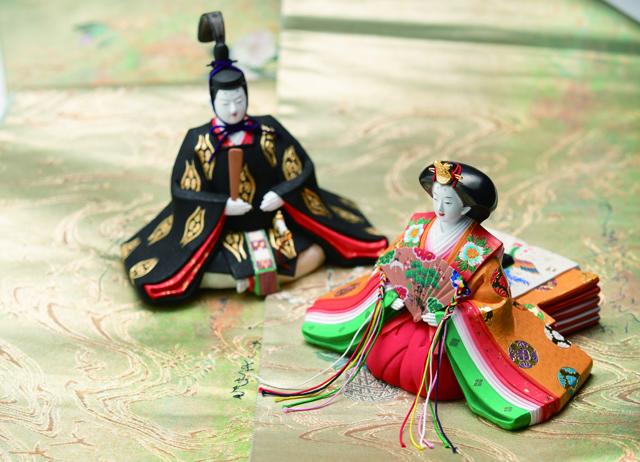 願いを込めた技と美の世界「除災招福 ひな祭り展」 太宰府で開催