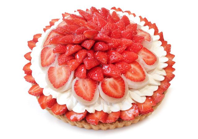 カフェコムサ「いちごの日」限定ケーキ発売へ