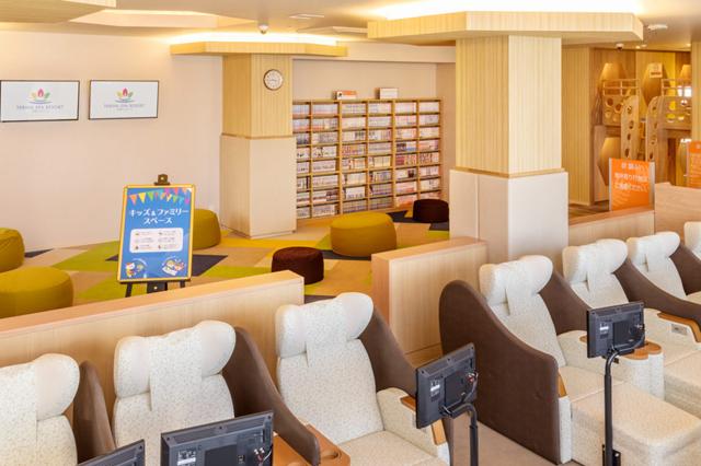 日本最大級の温浴施設「照葉スパリゾート」新棟4階を1月12日オープン!