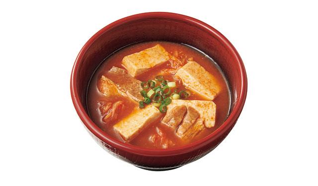 やよい軒「牛野菜炒めと旨辛チゲスープの定食」新発売へ