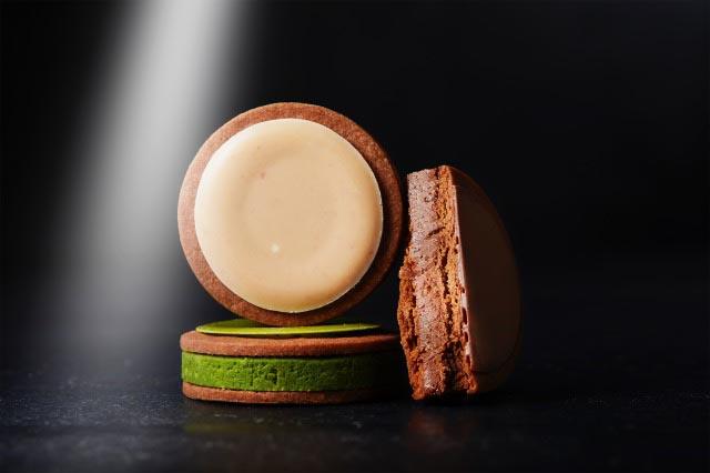 大名のチョコレート専門店 ショコアからバレンタイン限定包装の「ルナサンドクッキー」登場