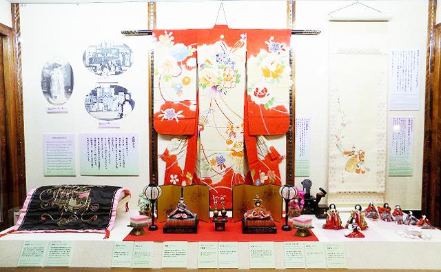 「博多町家」ふるさと館で、季節展ひなまつり「うちのおひなさま」展示