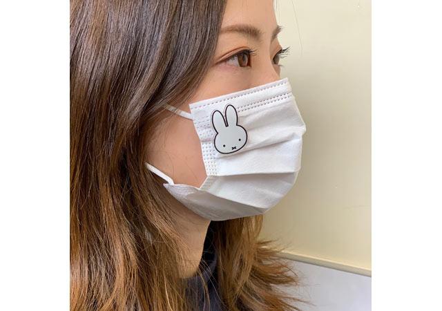 マスクにつける穴の開かないチャームWAKUPITA®から「ブルーナファミリー」全12種発売へ