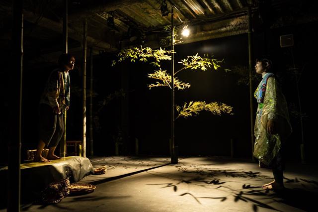 世界劇団、竹取物語をモチーフにした新作でキビるフェス初参加