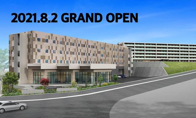 九州大学 徒歩圏内、糸島初のオーセンティック・ホテル「グローカルホテル糸島」8月2日グランドオープン