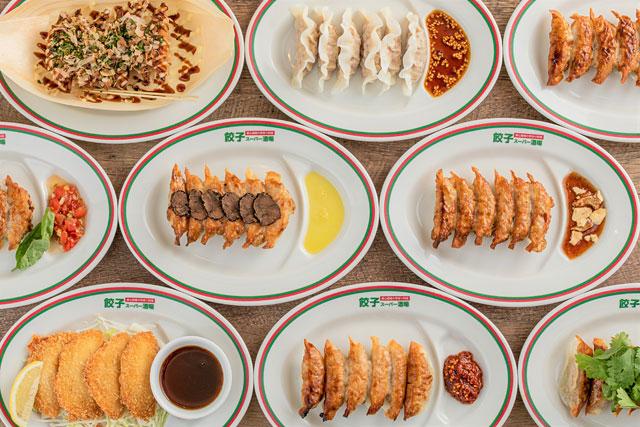 まるでスーパーのような餃子屋が中洲に開店