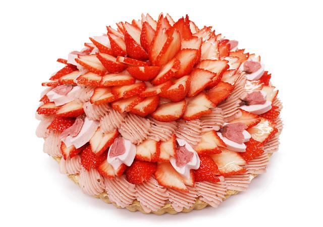 カフェコムサから「美しい日本の桜を表現したケーキ」発売へ
