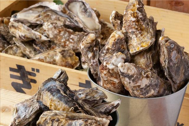 磯っこ商店(福岡天神店・博多筑紫口店)で牡蠣のテイクアウト販売開始、食事券プレゼント