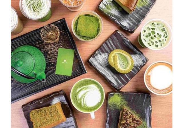 抹茶ティラミスが大人気の「抹茶カフェ HACHI(ハチ)博多店」3月6日オープン