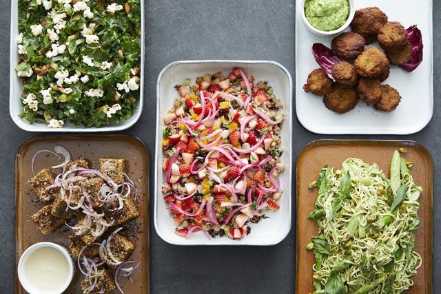 ディーンアンドデルーカから「プラントベース由来の食材だけでつくるデリ惣菜」登場