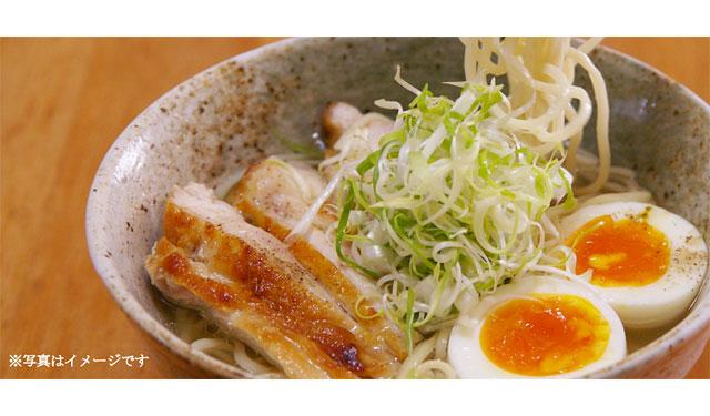 第一弾は「淡麗らぁ麺 明鏡志水」博多駅のホームにポップアップショップが登場、次なる腕自慢の料理人も募集