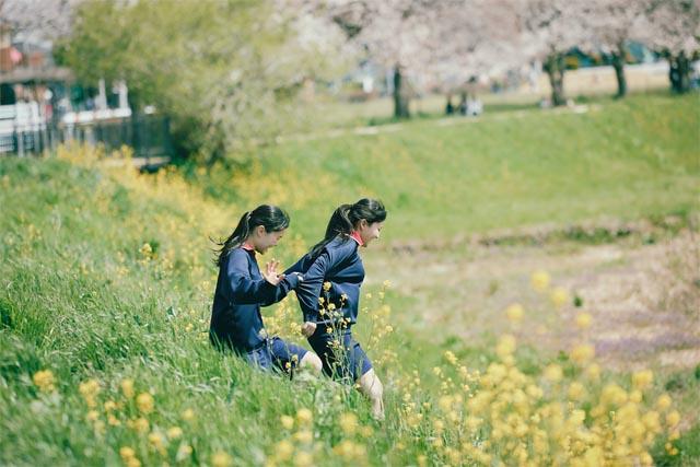 SNSで予告編が500万再生を突破した青春リアリティ映画「14歳の栞」全国5都市で上映