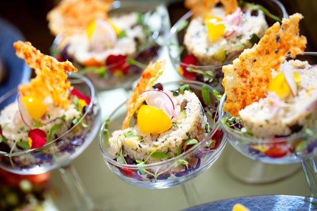 花と料理のマリアージュで五感満足、ヒルトン福岡シーホークで「SPRING JUICY FRESH」開催へ