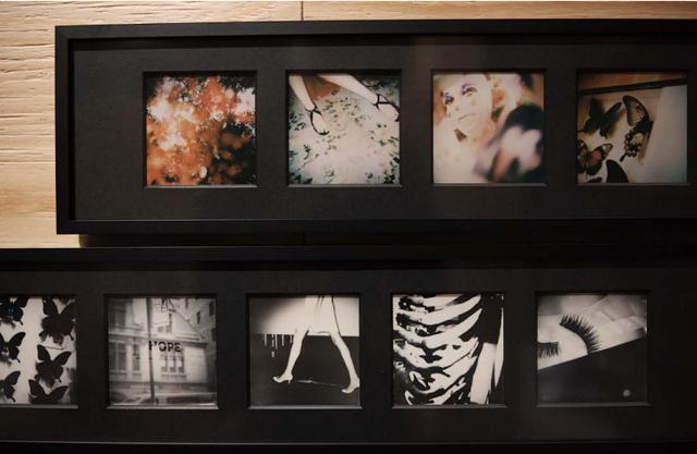 福岡では17年ぶりとなる展示、写真家・蜷川実花の新作スナップをポラロイドで現像した写真展『escape』開催