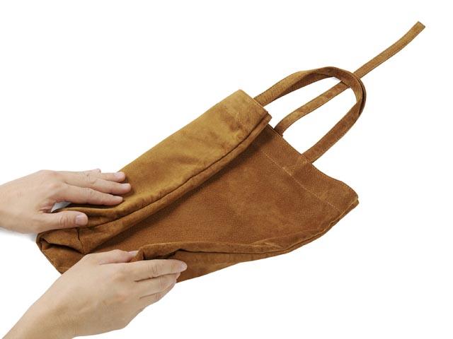 土屋鞄から長く使える「革のエコバッグ」の新商品発売へ
