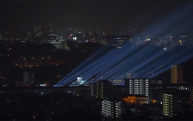 「流れ星新幹線」が各地を駆け抜ける様子を収めたスペシャルムービー公開