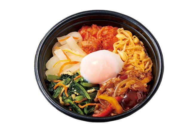ほっともっとグリル、アジアンフェアの第2弾「野菜が摂れるビビンバ」と「~本場タイの味~グリーンカレー」発売へ