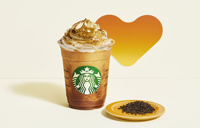 スタバから「コーヒー ティラミス フラペチーノ®」「コールドブリュー コーヒー フラペチーノ®」などが発売へ