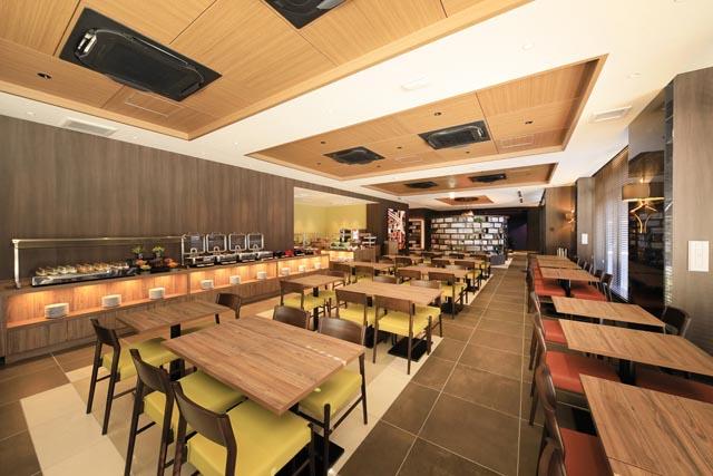 クインテッサホテル福岡天神 Comic&Booksが「軽食の無料サービス」開始へ