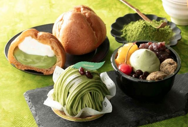 シャトレーゼ「天空の抹茶®」を贅沢に使用した抹茶スイーツ登場