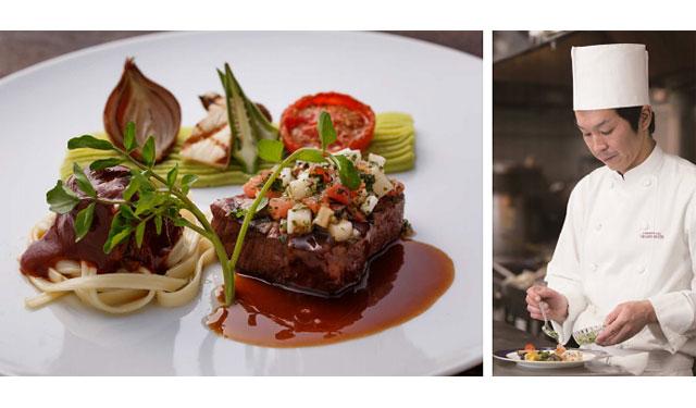 西鉄グランドホテルが料理長によるサプライズサポート企画「パパのレシピ」を展開