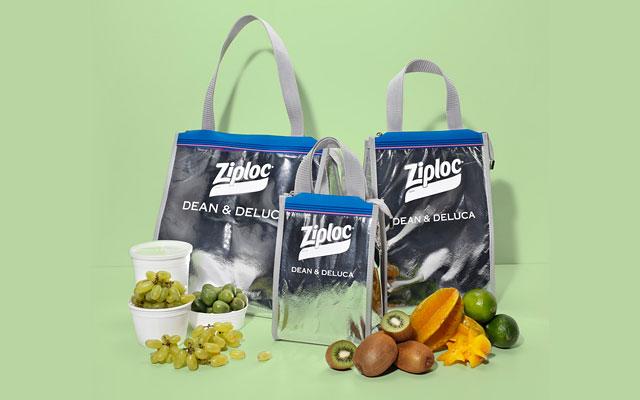 Ziploc®×DEAN&DELUCA×BEAMS COUTURE「クーラーバッグ」新作発売へ