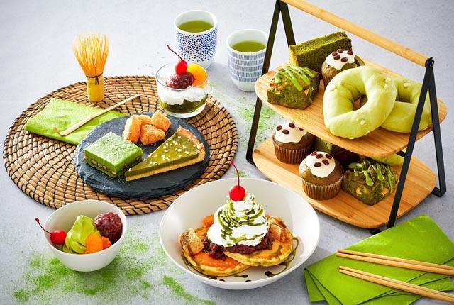 イケア福岡新宮で「抹茶スイーツ フェア」開催へ