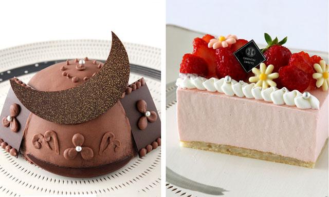 オリエンタルホテル福岡 博多ステーションが「こどもの日と母の日の限定スペシャルケーキ」発売へ
