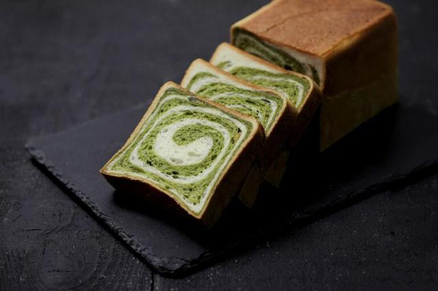 京都の老舗ベーカリー「GRANDIR(グランディール)」新緑の季節ならではの抹茶を使ったパンやイタリア発祥の話題のスイーツが登場