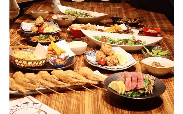 職人の想いを込めた創作料理を提供「想いやり酒場 志るし」魚町にオープン