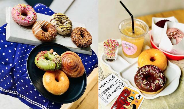 ヘルシーなドーナツと 多肉植物とカフェのお店「TSUBAME DONUT(ツバメ ドーナツ)渡辺通店」オープン