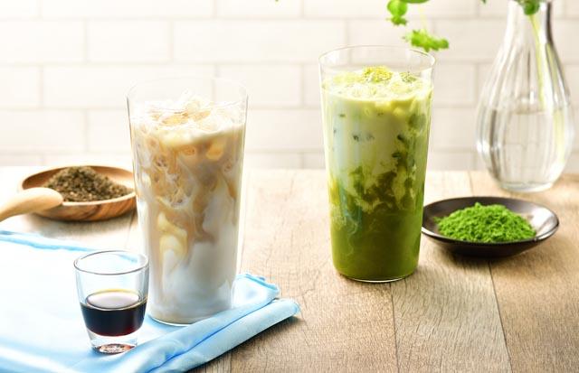 カフェ・ド・クリエ、凍頂烏龍茶のミルクティーなど新商品登場