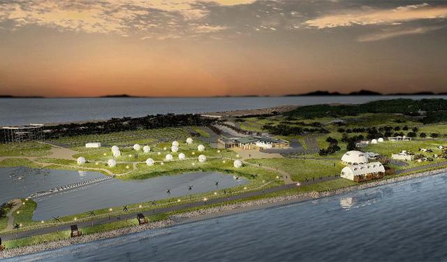 海の中道海浜公園に「パーク・ツーリズム」をテーマにした滞在型レクリエーション拠点、来春誕生へ