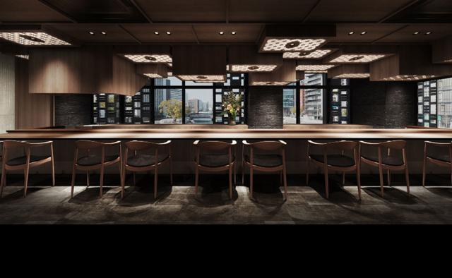 至福の空間で最高のお料理を提供、西中洲に「鮨たがみ」6月1日オープン