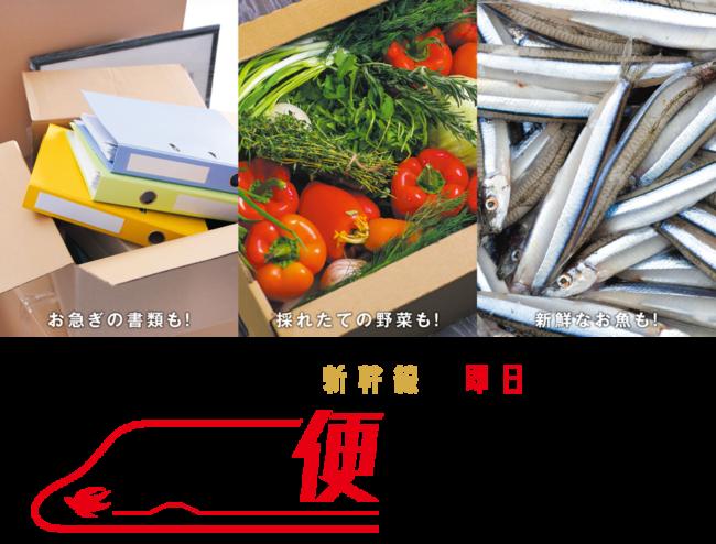 JR九州、九州新幹線荷物輸送サービス「はやっ!便」スタート