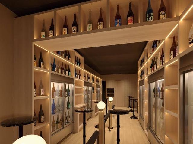 100種類以上の日本酒が飲み比べし放題・料理持ち込み自由・調理も自由「日本酒専門テイスティングバー 百薬」7月1日オープン