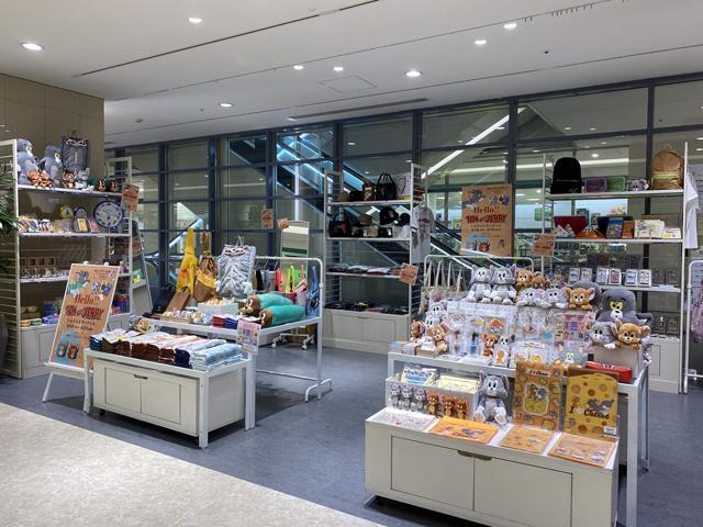 九州初出店、大人気のトムとジェリー公式ショップ「トムジェリマーケット」博多に期間限定オープン