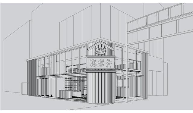 博多で創業し115周年を迎えた「石村萬盛堂本店」7月30日リニューアルオープン