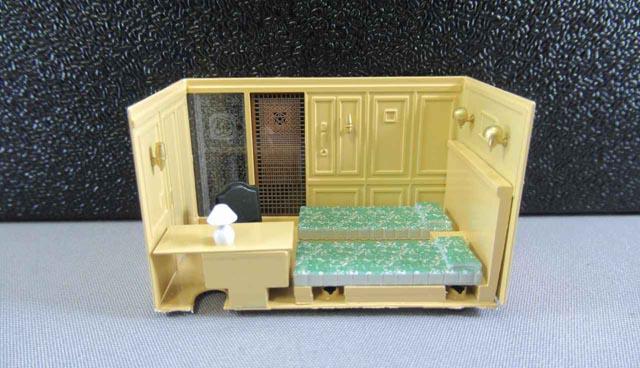 クルーズトレイン「ななつ星in九州」のHOゲージ、数量限定生産へ