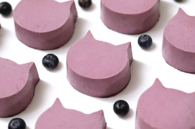 ねこねこチーズケーキ、季節のフレーバー「ブルーベリー」発売へ