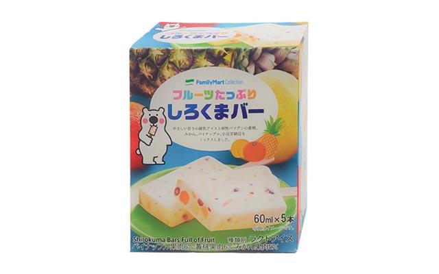 ファミリーマートからデザート系の新商品が7月20日より順次登場