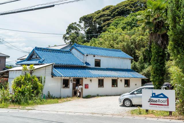 """糸島・青い屋根のジュースハウス Blue Roofから「""""桃""""を贅沢に使用したスムージー」登場"""