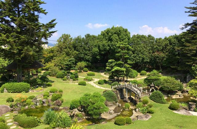 日本庭園の見方・楽しみ方、庭園の樹木管理・剪定方法等を知っていただくための講座「庭園ゼミ」開催