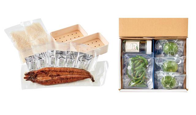 柳川名物「うなぎのセイロ蒸し」などを自宅で作れるキットが高橋商店より登場