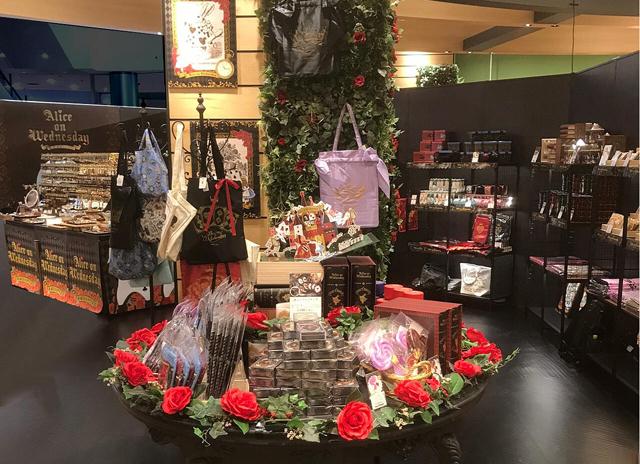 「水曜日のアリス POP UP SHOP」筑紫野で開催中!アリス気分で小さな扉をくぐって お気に入りのアイテムを探してみませんか?